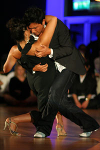 Esteban Cortez & Evelyn Rivera Tangocamp International Argentine Tango Festival